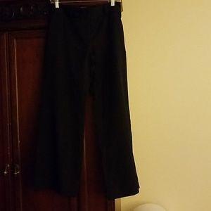 Jones New York Signatue black casual pant